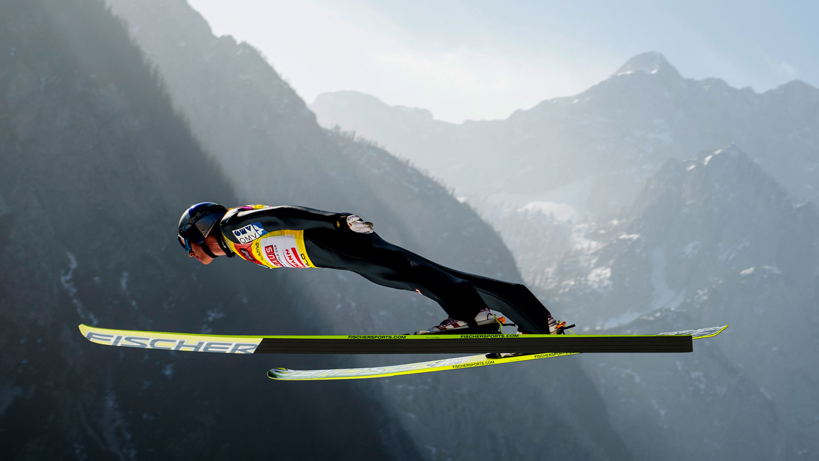 ski flying vs ski jumping
